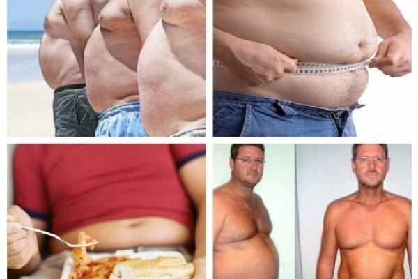 Как похудеть мужчине в 41 год