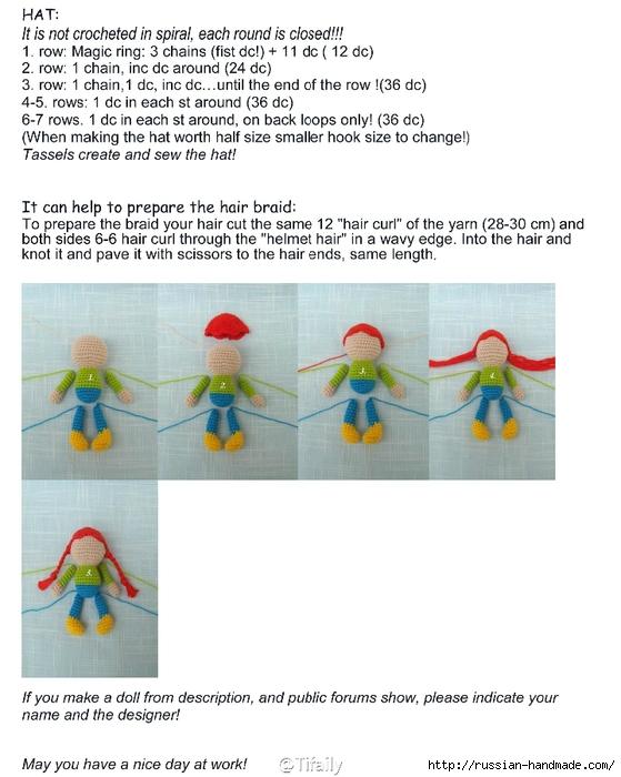Вязание мини куколок амигуруми (3) (559x700, 221Kb)