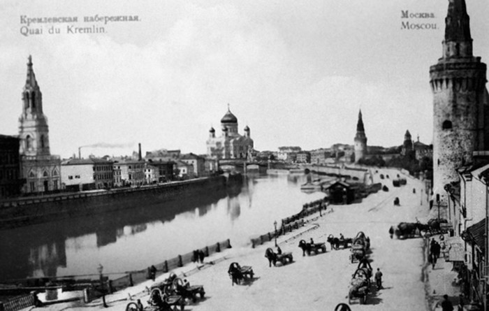 Что на самом деле означает слово «Москва»
