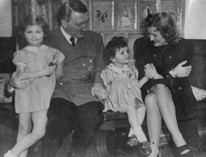 Что произошло с детьми Адольфа Гитлера