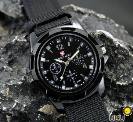 Ультрасовременные армейские часы swiss army цена