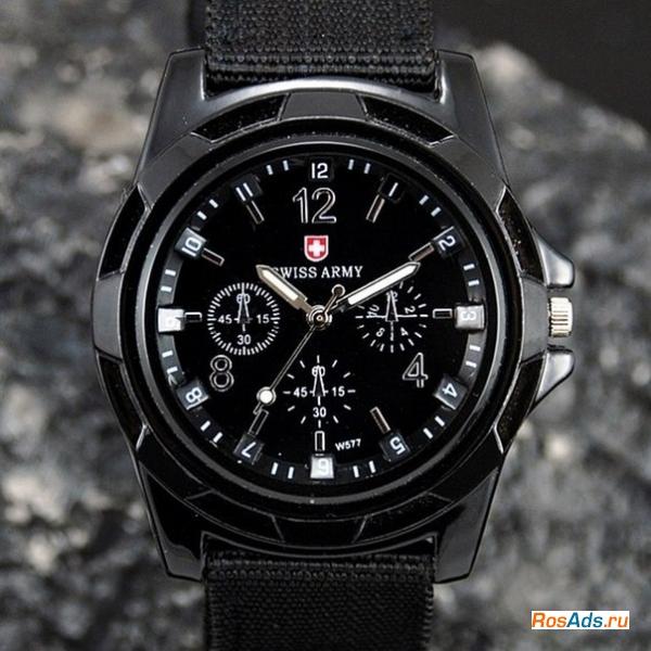этом армейские часы swiss army оригинал это