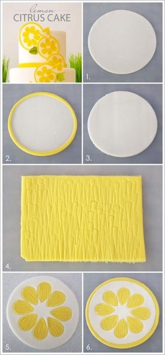 Как сделать из мастике бантик из 9