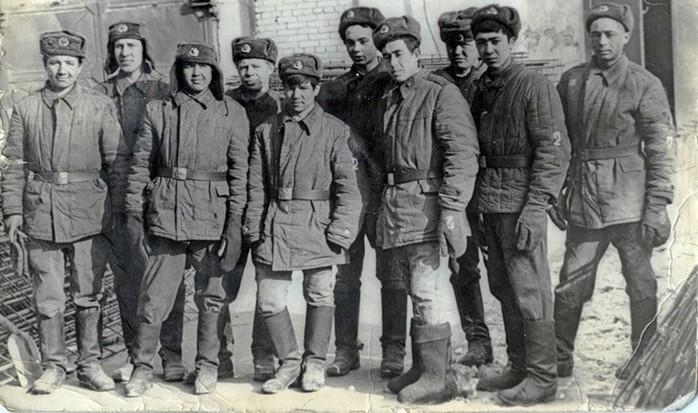 Самые сильные землячества в Советской армии
