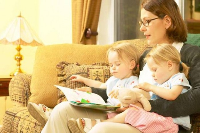 Богатые родители ищут супер-няню