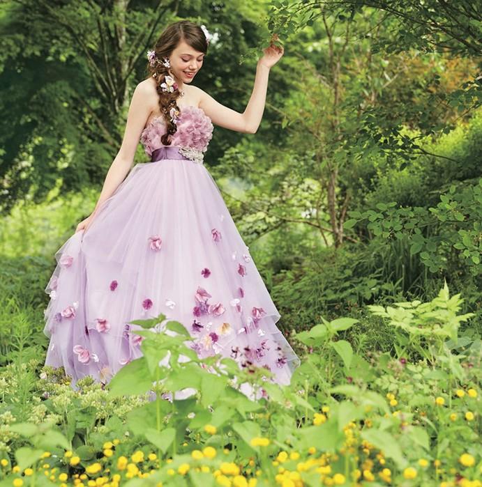 Свадебные платья для принцесс от Disney