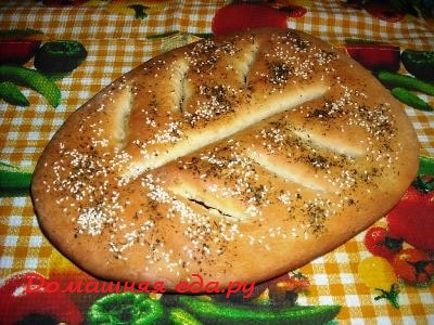 """Прованский хлеб """"Фугас"""""""
