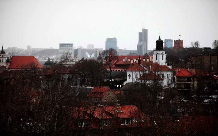 Древние города Северной Европы