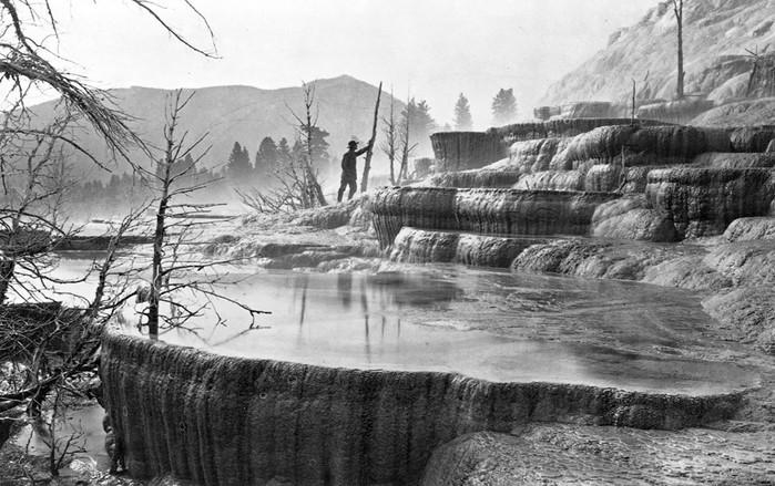 История национального парка Йеллоустоун