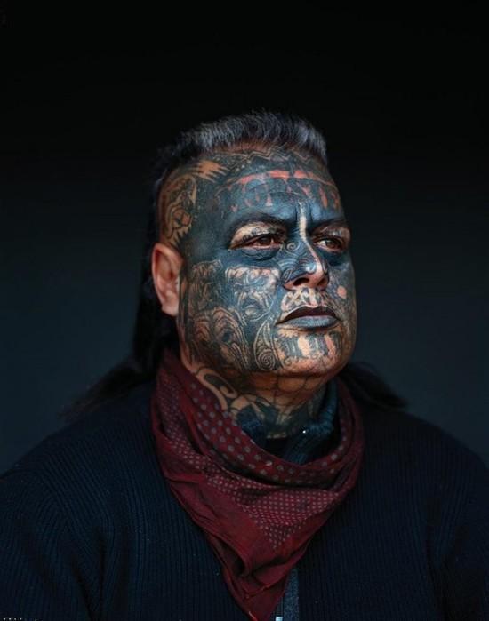 Банда байкеров-псевдонацистов запугала всю Новую Зеландию