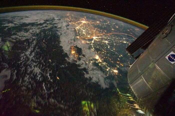 Необычные границы между странами мира
