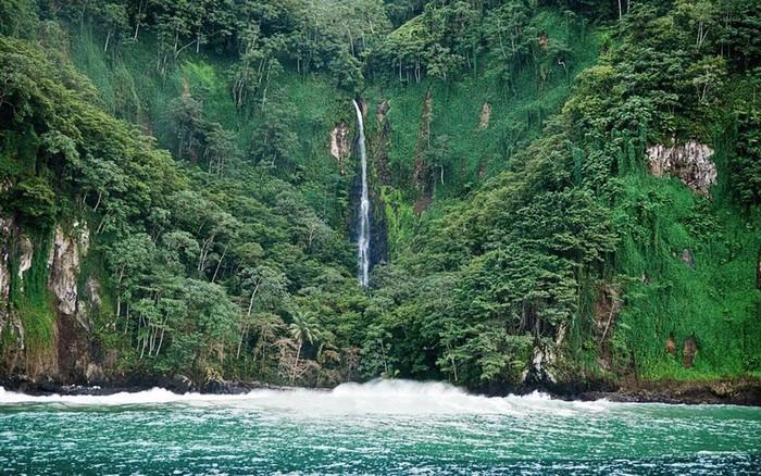Страны, природа которых впечатляет красотой