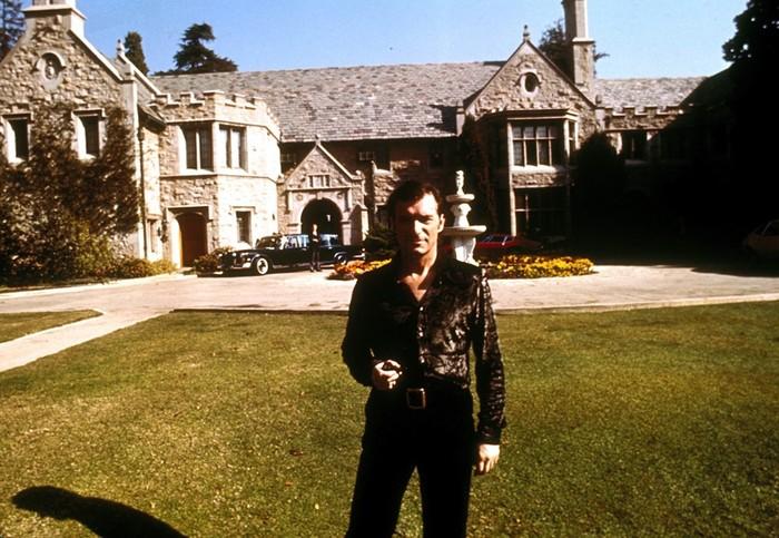 Что сделают с поместьем Playboy после смерти Хью Хефнера