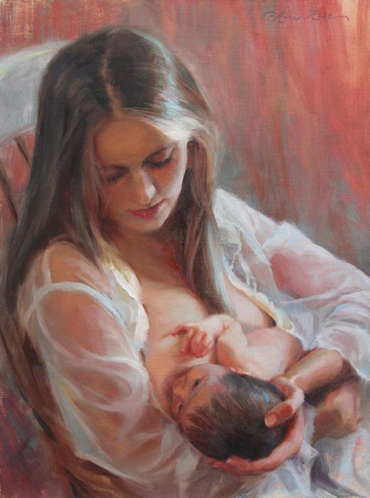 Анна Роуз Бэйн (Anna Rose Bain)4 (520x699, 468Kb)