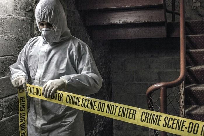 Самая грязная работа в мире. Уборщик на местах преступлений рассказывает о том, что ему приходится видеть каждый день