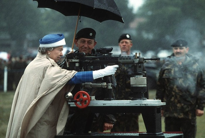 Удивительные факты об английской королеве