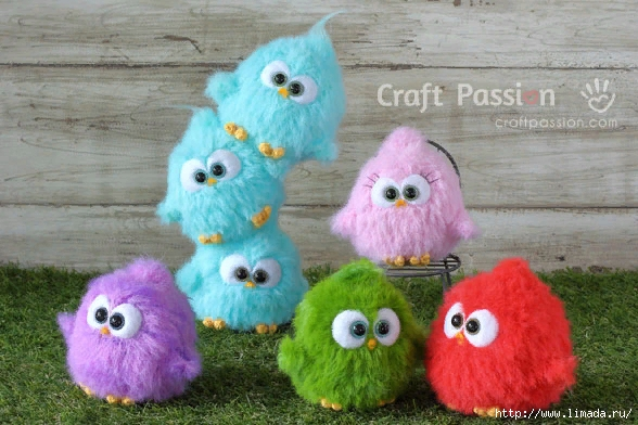 fur-bird-amigurumi-group (588x392, 206Kb)