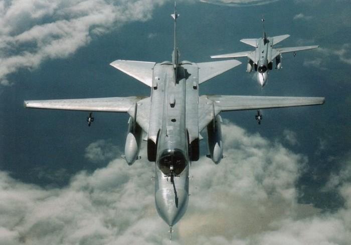 Что важно знать о бомбардировщике СУ-24