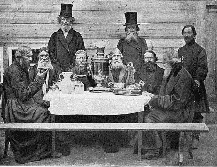 Что пили русские до появления водки