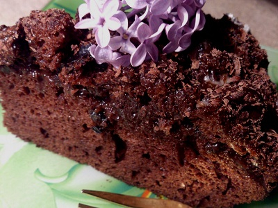 261  шоколадный пирог с черносливом (400x300, 174Kb)