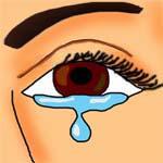 Глаз плачущий (150x150, 26Kb)
