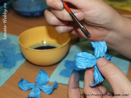 Бумагопластика. Цветы из акварельной бумаги (9) (450x337, 95Kb)