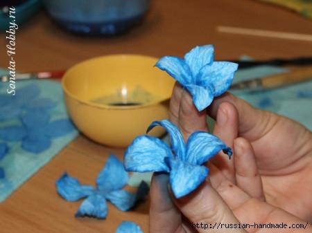 Бумагопластика. Цветы из акварельной бумаги (12) (450x337, 91Kb)