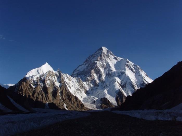 Смертельно опасные горные вершины мира