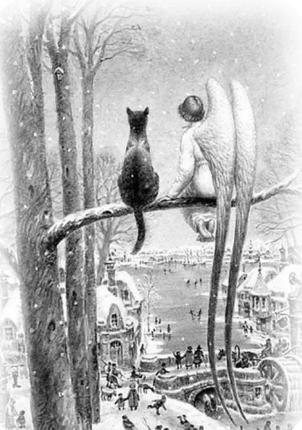 Самая добрая сказка про кота