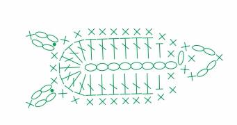 Красивая круглая салфетка с розочками (4) (341x180, 47Kb)