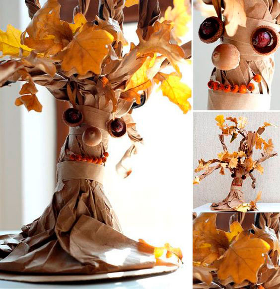 Осенний поделки своими