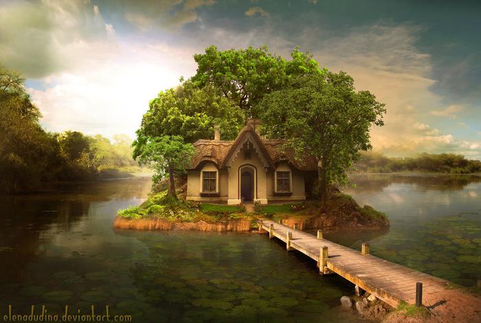 little_house_by_elenadudina-da2oan1 (700x470, 413Kb)