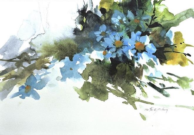 Blue Floral (660x461, 136Kb)