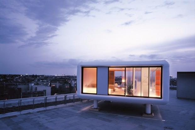 10. Дом LoftCube от дизайнера Вернера Айслингера стоимостью 60000$ (620x414, 152Kb)