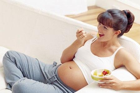Диета при повышенном сахаре беременной