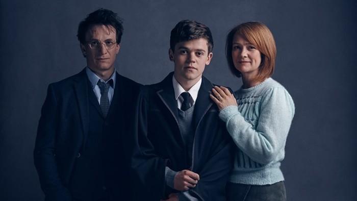 Как выглядит повзрослевший Гарри Поттер