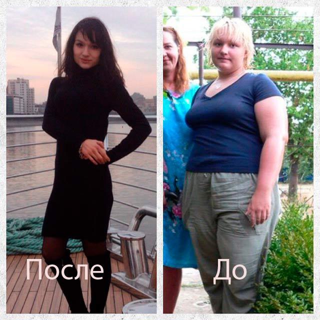 Как я похудела на 20 килограммов