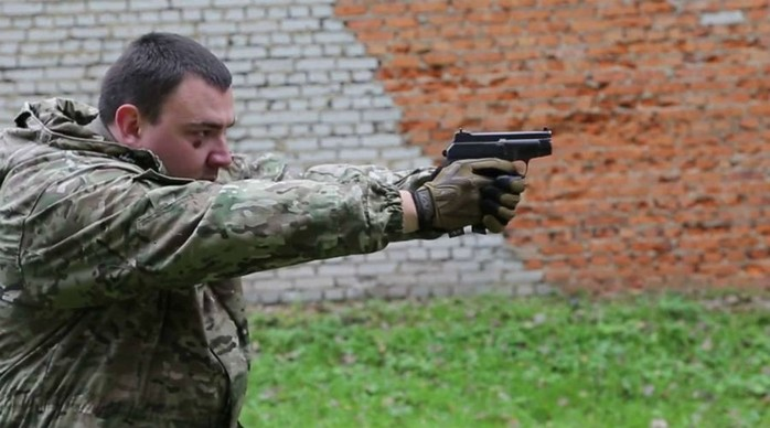 The main guns of the Russian army