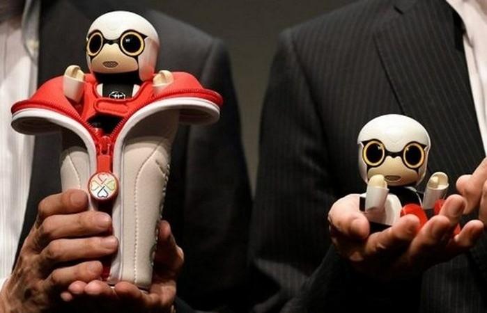 На что способны роботы в наше время