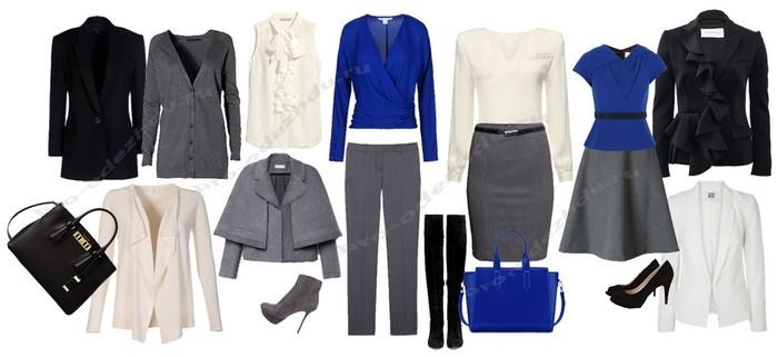 Создайте капсульный гардероб и будьте стильной каждый день