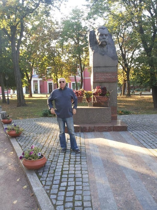 Жовтневі фарби (фотографії Кропивницького)