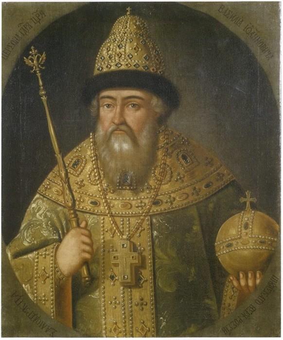 Забытые русские цари
