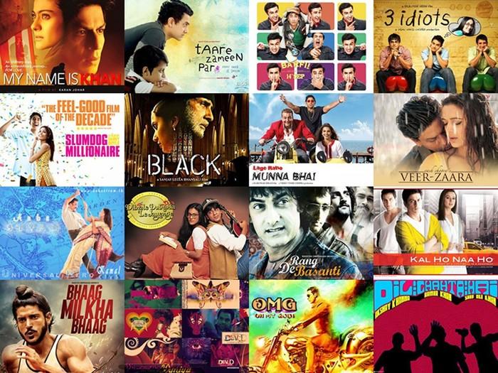 Топ-20 лучших индийских фильмов