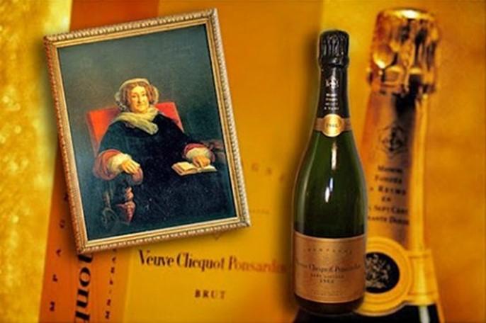 Вдова Клико — статья о невероятном шампанском!