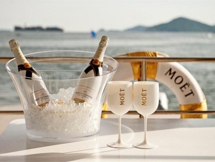 Шампанское Moët & Chandon   роскошное вино