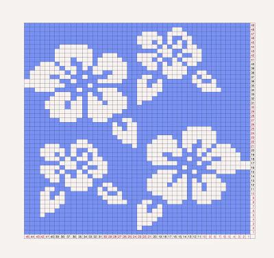 Floral Cowl JPEG (400x376, 127Kb)