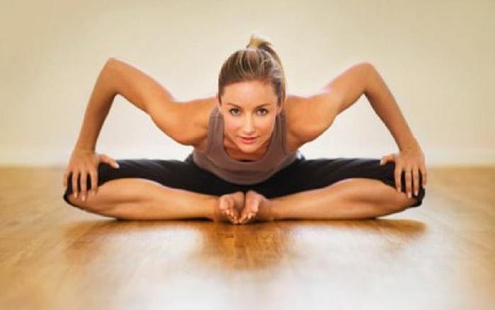 Ежедневные базовые упражнения для красоты и здоровья
