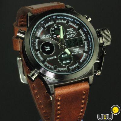 Армейские часы amst купить