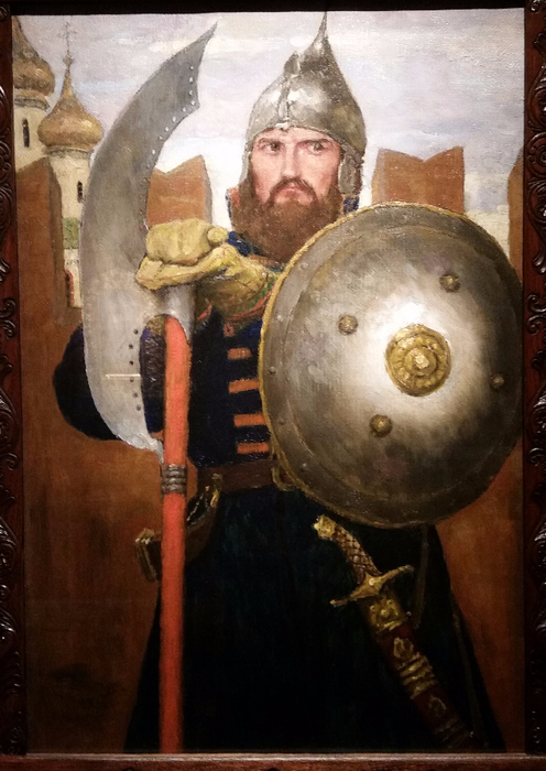 Художественные сокровища. Постоянная экспозиция в Центре искусств в Москве