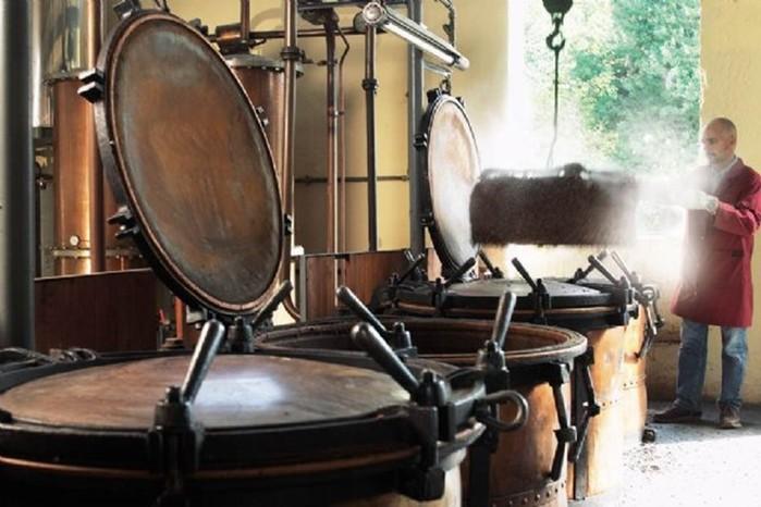 История и технология производства граппы